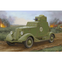 Hobby Boss 1/35 Soviet BA-20 Armor 83883 Plastic Model Kit