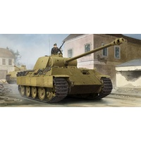 Hobby Boss 1/35 German SD.Kfz 171 PzKpfw Ausf A Plastic Kit 84506