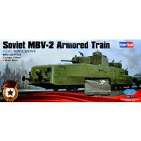 Hobby Boss 1/35 Armored Train MBV-2