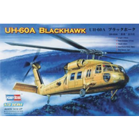 Hobby Boss 1/72 American UH-60A Blackhawk 87216 Plastic Model Kit