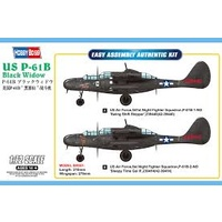 Hobby Boss 1/72 US P-61B Black Widow 87262 Plastic Model Kit