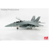 "Hobby Master 1/72 F/A-18F ""Advanced Super Hornet"" 168492, US Navy, 2013 (with under wing weapons) Diecast"