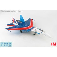 "Hobby Master 1/72 Su-35S Flanker E ""Russian Knights"" Russian Air and Space Force (VKS), Nov. 2019 Diecast"