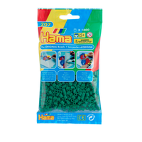 Hama Beads - BeadBags(1000Beads) - Green