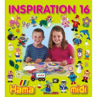Hama Beads - InSpiration Booklet 16 HAM-39916