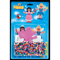 Hama Beads - Large Blister Packs (1100 beads) - Fairy
