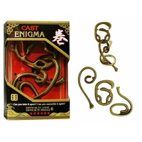 Hanayama Logic Puzzle level 6 Enigma