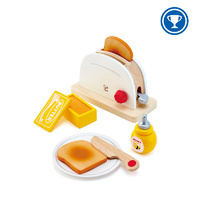 Hape E3148 Pop-up Toaster Set