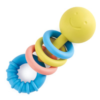 Hape E0024 Rattling Rings Teether