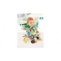 Hape Master Builder Set 62 Pieces