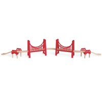 HAPE Extented Double Suspension Bridge