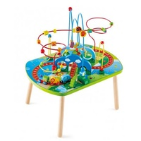 HAPE Jungle Adventure Railway Table 505606