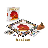 Monopoly The Lion King