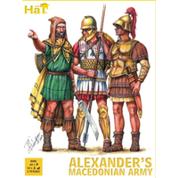 HAT 1/72 Army Of Alexander The Great HAT8088