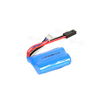 HBX Battery 7.4V Li-Ion 850mah