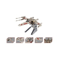 "Hot Wheels 6"" Star Wars X-Wing Starfighter Episode IV A New Hope Elite"
