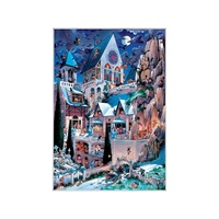 Heye 2000pc Loup Castle of Horror Jigsaw Puzzle 26127