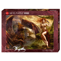Heye 2000pc Ortega Eagle Queen HEY29726