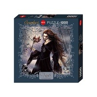 Heye 1000pc Favole New Black Jigsaw Puzzle
