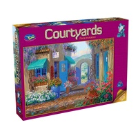 Holdson 500pcs Courtyards Floral Invitation
