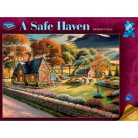 Holdson 1000pc Safe Haven - Gardeners Glory Puzzle