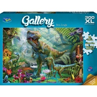 Holdson 300pc Gallery 5 Dino Jungle