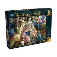 Holdson 1000pc Renaissance Realm 2 Love Inter