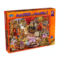 Holdson 1000pc Master of Mania! Music Jigsaw Puzzle