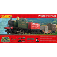 Hornby OO Western Rover Electric Train Set