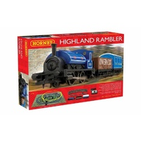 Hornby OO Highland Rambler Electric Train Set R1220