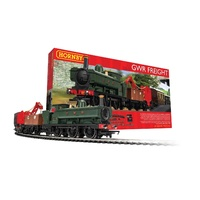 Hornby OO GWR Freight Train Set