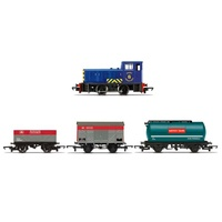 Hornby HO Diesel Freight Train Pack