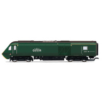 Hornby OO GWR HST 125 Train Pack - Limited Edition