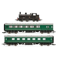 Hornby OO BR 0-4-4T Wainwright H Class Train Pack