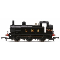 Hornby OO LMS 0-6-0T €˜7109€™ Jinty Class 3F