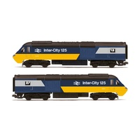 Hornby OO BR InterCity Class 43 HST Power Cars W43001 and W43002