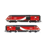 Hornby OO LNER, Class 43 Hst, Power Cars 43315 And 43309 - Era 11