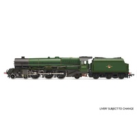 "Hornby OO DCC Fitted BR Princess Royal Class 4-6-2 46211 ""Queen Maud"""