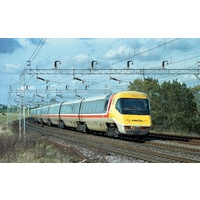 Hornby OO BR Class 370 Passenger Train Sets 370 003 and 370 004 5-car pack