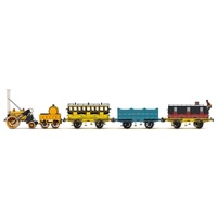 Hornby HO L&MR, Stephenson's Rocket Royal Mail Train Pack - ERA 1