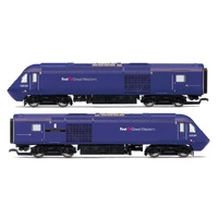 Hornby HO FGW, Class 43 HST Train Pack - ERA 10