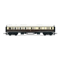 Hornby OO GWR Brake Coach Rolling Stock
