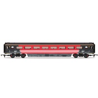 Hornby OO Virgin Trains, Mk3 Trailer Standard Open (Tso), 12045 - Era 9