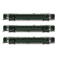 Hornby OO GWR, IEP Bi-Mode Class 800/0 Coach Pack - Era 11