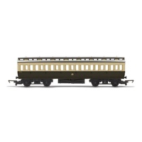 Hornby OO GWR Clerestory Third Coach