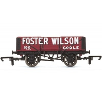 Hornby OO 5 Plank Wagon Foster Wilson