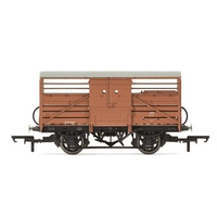 Hornby OO Dia.1529 Cattle Wagon, British Railways - Era 4