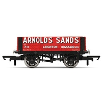 Hornby OO 4 Plank Wagon, Arnolds Sands - Era 3