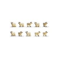 Hornby OO Sheep 8pce