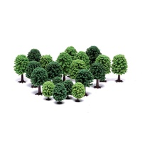 Hornby OO Deciduous Trees 5-9cm 20pce